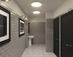 SZKOŁA TAŃCA - ŁAZIENKA - zdjęcie od KBW Architektura & Design
