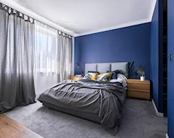 Sypialnia+-+zdj%C4%99cie+od+3XEL+Architekci