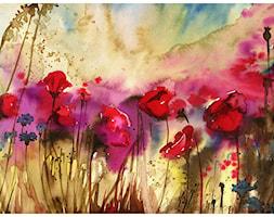 kwiaty - Salon, styl nowoczesny - zdjęcie od bruniewska.com - Homebook