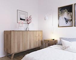 Sypialnia+-+zdj%C4%99cie+od+Aneta+Talarczyk+Pracownia+Projektowa