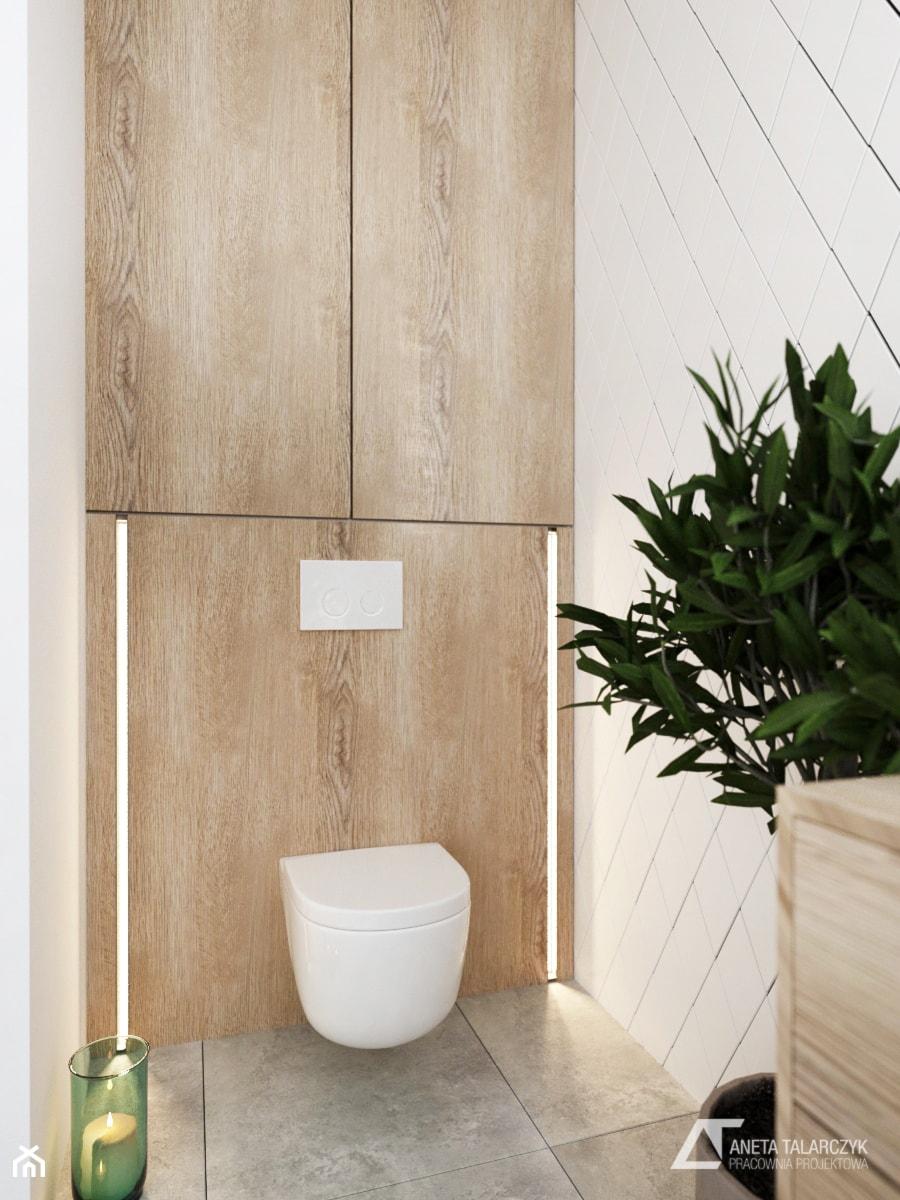 WC - zdjęcie od Aneta Talarczyk Pracownia Projektowa
