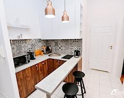 Apartament na wynajem - Rynek Wrocław - zdjęcie od Aneta Talarczyk Pracownia Projektowa