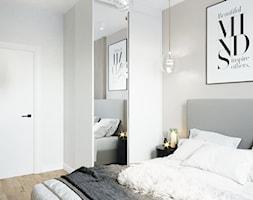 Projekt przytulnego mieszkania - Wrocław - zdjęcie od Aneta Talarczyk Pracownia Projektowa - Homebook