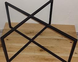 Metalowy Stelaż pod stolik - zdjęcie od TechnoMet - Homebook