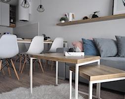 Stelaże pod stół do jadalni i stoliki - zdjęcie od TechnoMet - Homebook
