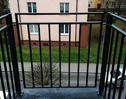 Balustrada zewnętrzna - zdjęcie od TechnoMet - Homebook