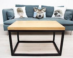 Industrialny+stolik+kawowy+Lara+-+zdj%C4%99cie+od+woodandsteel.pl