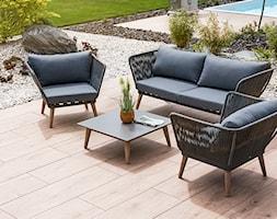 Meble ogrodowe - Taras, styl nowoczesny - zdjęcie od Garden Space - Homebook