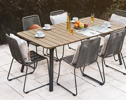Meble ogrodowe - Taras, styl minimalistyczny - zdjęcie od Garden Space - Homebook