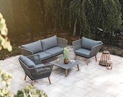 Meble ogrodowe - Taras, styl eklektyczny - zdjęcie od Garden Space - Homebook