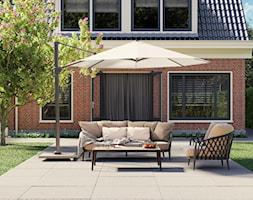 Parasole ogrodowe - Taras, styl tradycyjny - zdjęcie od Garden Space - Homebook