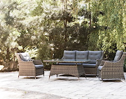 Meble ogrodowe - Taras, styl włoski - zdjęcie od Garden Space - Homebook