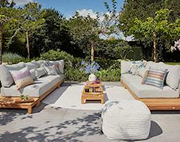 Meble ogrodowe - Taras, styl rustykalny - zdjęcie od Garden Space - Homebook