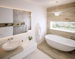 łazienka Z Wolnostojącą Wanną Aranżacje Pomysły Inspiracje