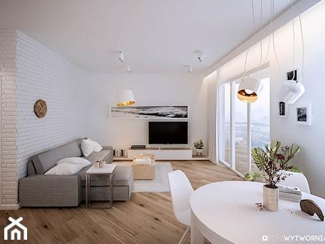Aranżacje wnętrz - Jadalnia: Mieszkanie w Dąbrowie Górniczej - ARCHIWYTWÓRNIA Tomek Pytel. Przeglądaj, dodawaj i zapisuj najlepsze zdjęcia, pomysły i inspiracje designerskie. W bazie mamy już prawie milion fotografii!