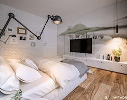 Sypialnia Otwarta Na Salon Aranżacje Pomysły Inspiracje