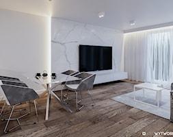 SŁOWACKIEGO - Salon, styl nowoczesny - zdjęcie od ARCHIWYTWÓRNIA Tomek Pytel - Homebook