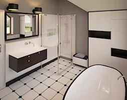 Łazienka, styl nowoczesny - zdjęcie od PUKU STUDIO - Homebook