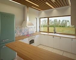 Dom pod Warszawą - Kuchnia, styl prowansalski - zdjęcie od PUKU STUDIO - Homebook