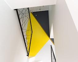 Dom w Szamotułach - Hol / przedpokój, styl nowoczesny - zdjęcie od PUKU STUDIO - Homebook