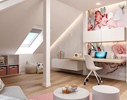 Pokój dla dziewczynki - zdjęcie od AM BUTOR ARCHITEKCI - Homebook