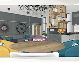 Salon+w+apartamencie+letnim+w+Ko%C5%82obrzegu+-+zdj%C4%99cie+od+JTK-interiors