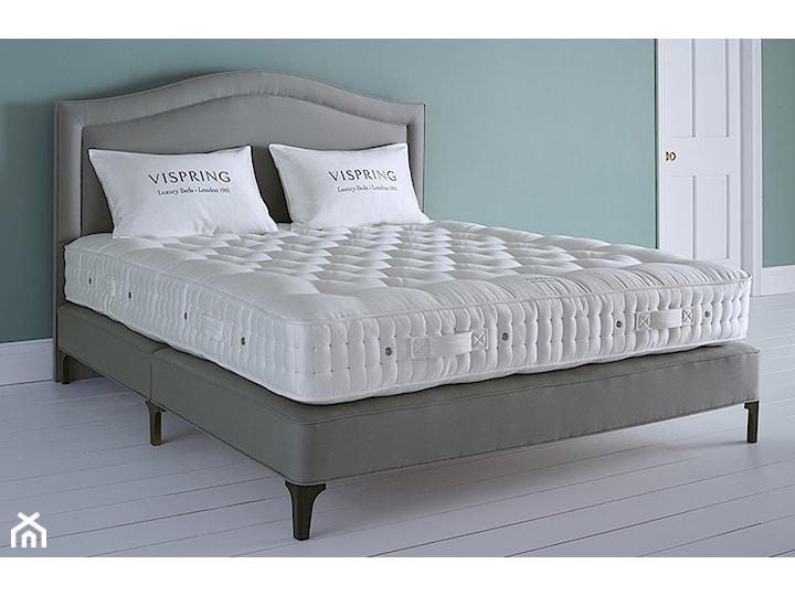 Devonshire łóżko Kontynentalne łóżko Tapicerowane łóżko Hotelowe
