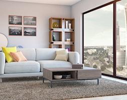 Pokój wypoczynkowy - Salon, styl klasyczny - zdjęcie od 3d@piotrwachulec.pl - Homebook