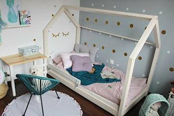"""5 pytań do Moniki z kamperki.com - """"Pokój dziecka powinien być podzielony na kilka stref"""""""