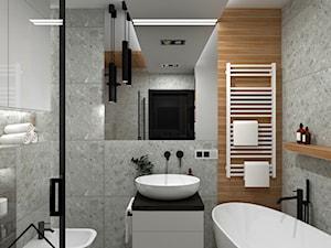 Lastriko w łazience