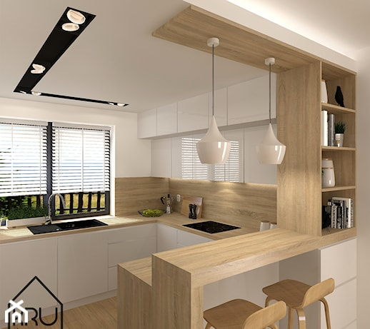 Kuchnia Z Drewnianym Blatem Aranżacje Pomysły Inspiracje