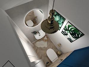 Toaleta z granatem