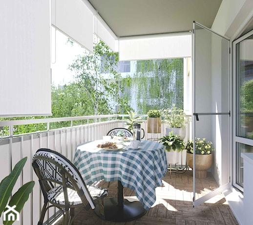 Skuteczna ochrona w upalne dni – w jaki sposób zabezpieczyć balkon lub taras na lato?