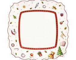 Villeroy & Boch - Toy's Delight - kwadratowy talerz sałatkowy - zdjęcie od FIDE