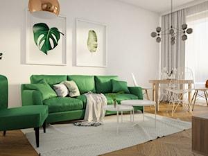 Mieszkanie na osiedlu Green Mokotów W Warszawie