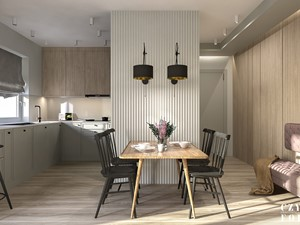 Mieszkanie w Apartamentach Raków w Warszawie