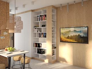 Mieszkanie w Apartamentach Bakalarska