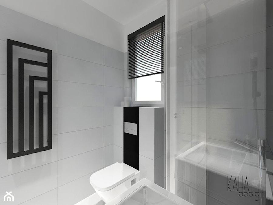 Mała łazienka Na Parterze Zdjęcie Od Kaha Homebook