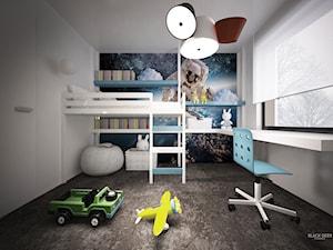 pokój dziecka - zdjęcie od Black Deer Workshop Magdalena Śliwka
