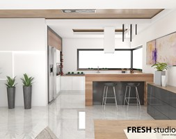 kuchnia+styl+nowoczesny+FRESHstudio+-+zdj%C4%99cie+od+FRESHstudio