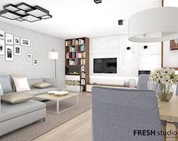 salon styl nowoczesny - zdjęcie od FRESHstudio
