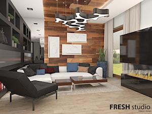salon styl nowoczesny FRESHstudio - zdjęcie od FRESHstudio