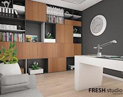 biuro styl nowoczesny FRESHstudio - zdjęcie od FRESHstudio