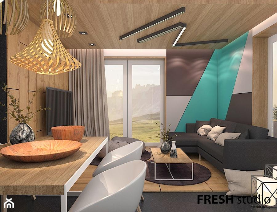 salon skandynawski freshstudio - zdjęcie od FRESHstudio