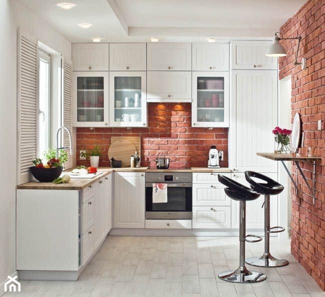 Kuchnie Kuchnia Zdjęcie Od Castorama Kuchnia Homebook