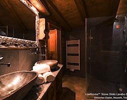 Umywalki z kamienia – Kamienna umywalka na blat - zdjęcie od Lux4home™