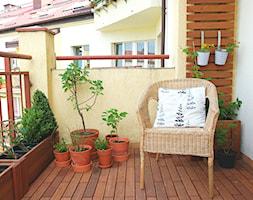 GUMI deski na balkon oraz akcesoria - zdjęcie od GUMI Taras