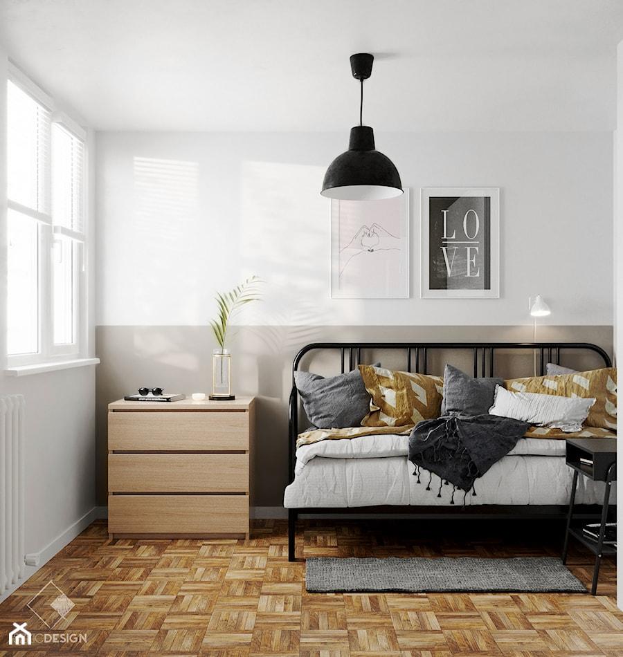 Praga pod wynajem - Pokój dziecka, styl skandynawski - zdjęcie od Szkic Design - Projektowanie wnętrz