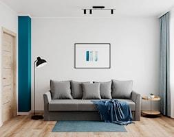 61 m2 w Warszawie - Biuro - zdjęcie od Szkic Design - Projektowanie wnętrz - Homebook