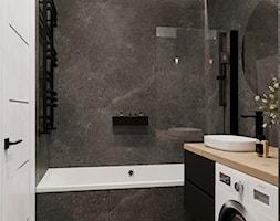 Mieszkanie w Piasecznie - Łazienka, styl nowoczesny - zdjęcie od Szkic Design - Projektowanie wnętrz - Homebook